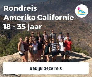Simi rondreis amerika california banner